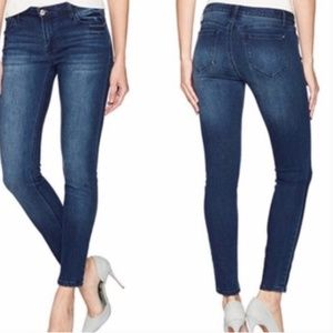 Kensie Effortless Ankle Midrise Jeans